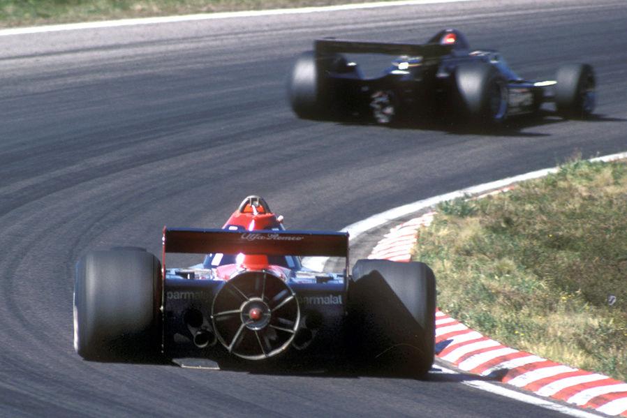 Brabham BT46B aspirateur