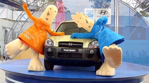 Íme, a nyári olimpiák hivatalos autói