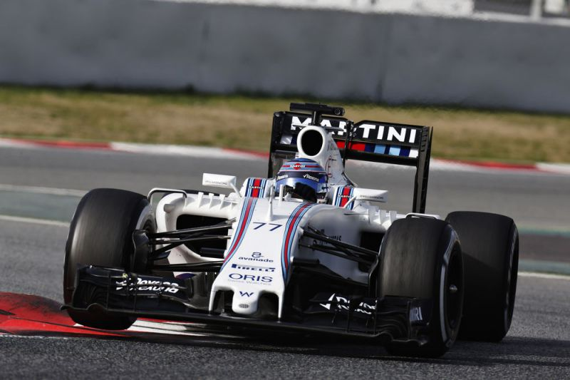 Bottas_Barcelona_Williams