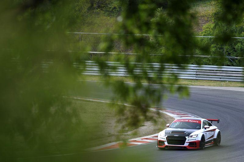 Keszthelyi Vivien Audi Sport