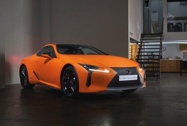 Lexus_LC_500h_Matte_Prototype_1