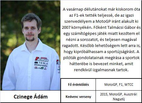 Czinege Ádám