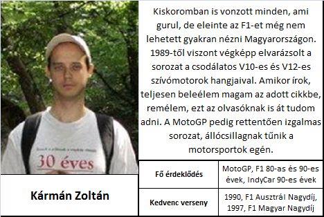 Kármán Zoltán