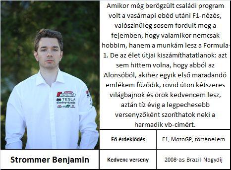 Strommer Benjamin