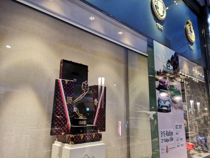 Monacói F1-es trófea 2
