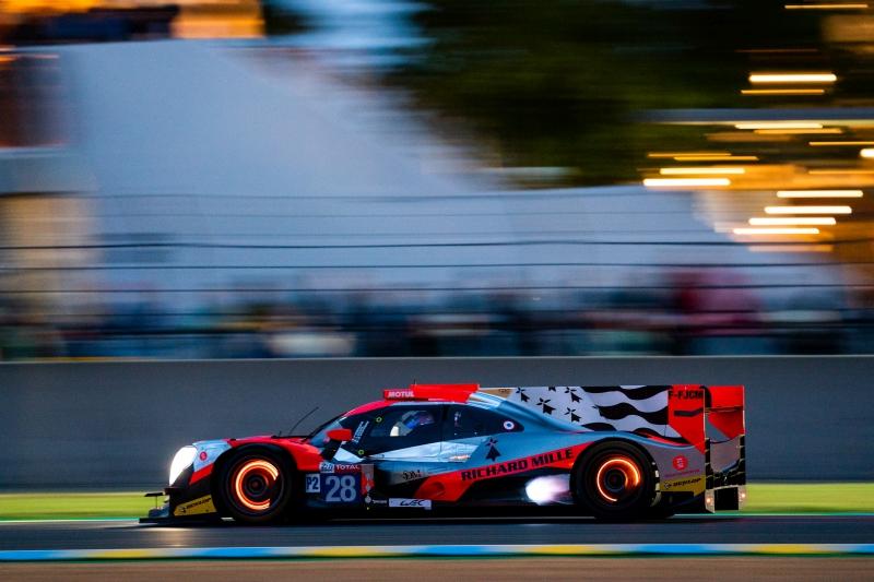 #28 TDS RACING FRA Oreca 0...
