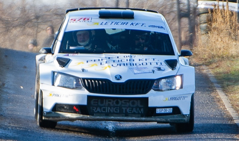 2019-Oroszlány Rallye-Siklósi3-Skoda Fabia R5