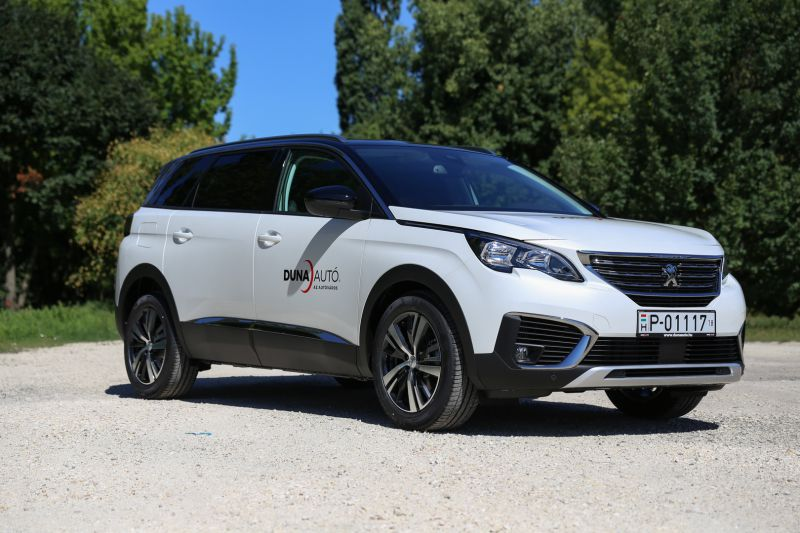 Peugeot 5008 Allure 1.5 BLUEHDI EAT8 S&S 130LE-01