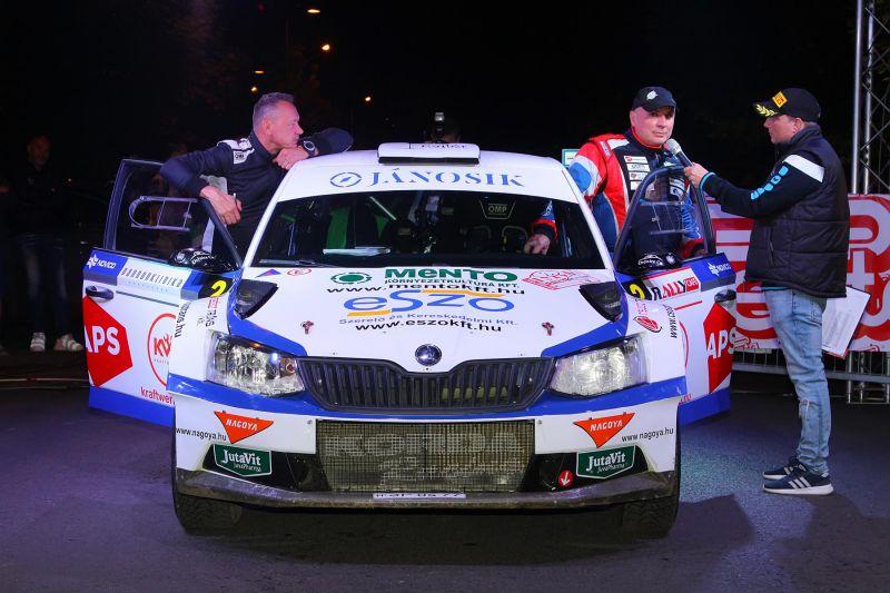2018-Pro Racers-Kazár Miklós.Iseum Rallye-beszámoló1