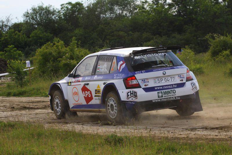 2018-Pro Racers-Kazár Miklós.Iseum Rallye-beszámoló3