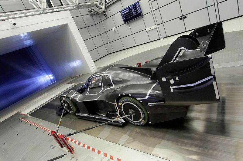 Pikes Peak VW aerodynamics