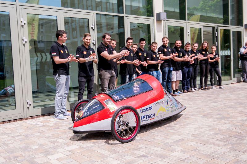 Debreceni Egyetem Műszaki Kar járműve