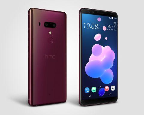 HTC U12+_Piros