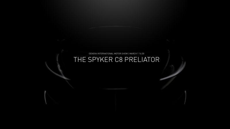 spykerc8preliator