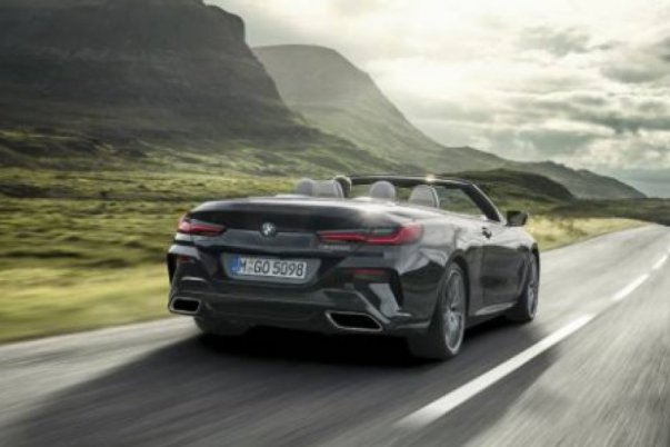 Introduction To The New Bmw M8 Cabrio