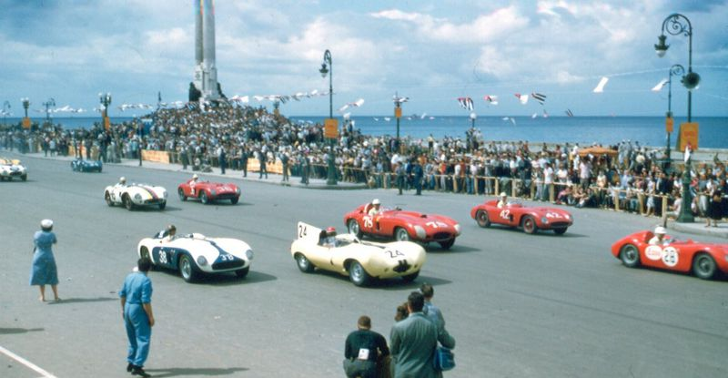 cubangrandprix1958start