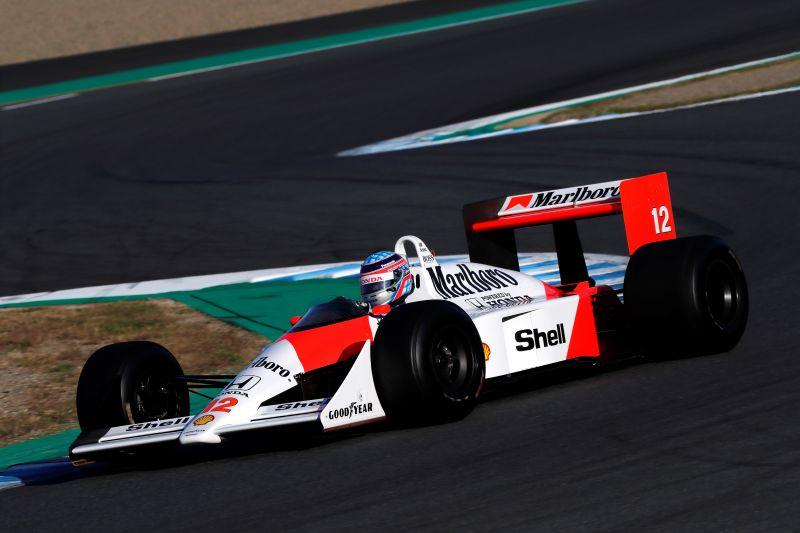 MP4 Senna LL