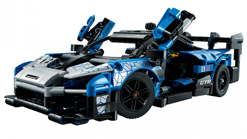 42123_LEGO Technic McLaren Senna GTR