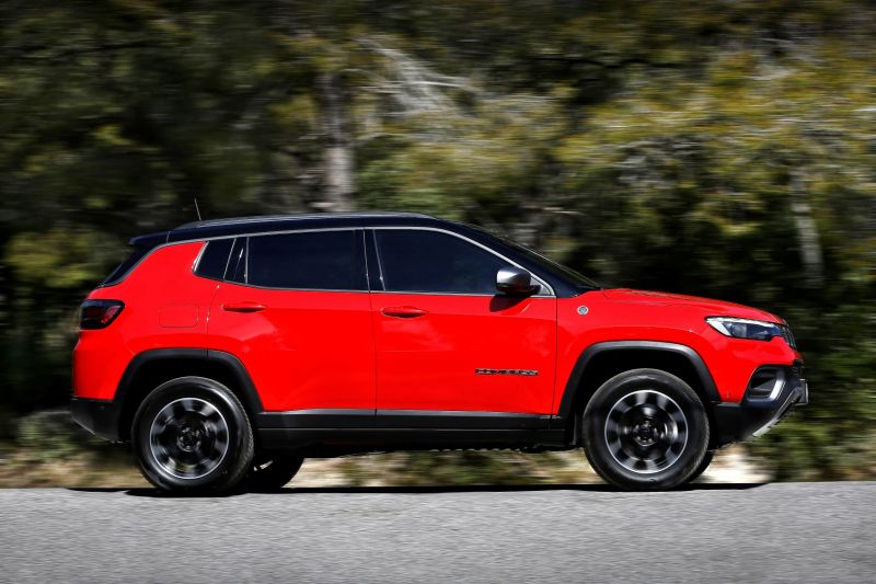 10. New Jeep® Compass Trailhawk 4xe