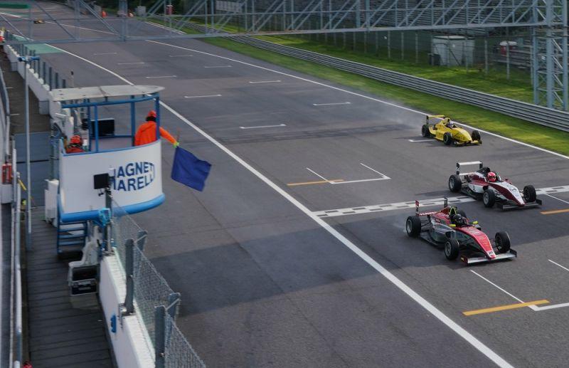 GRT144 Berta, Monza 2021-1
