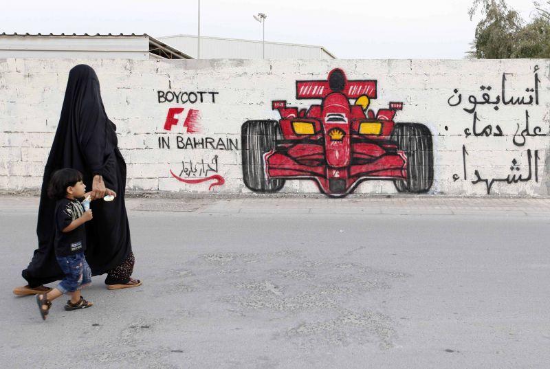 A bahreini bojkott
