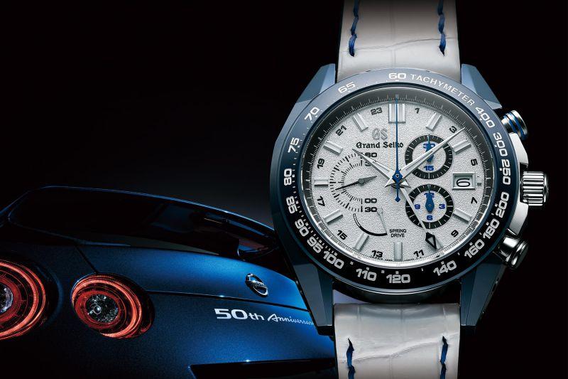 Grand-Seiko-Spring-Drive-Chronograph-SBGC229-Nissan-GT-R-50th-Anniversary-5