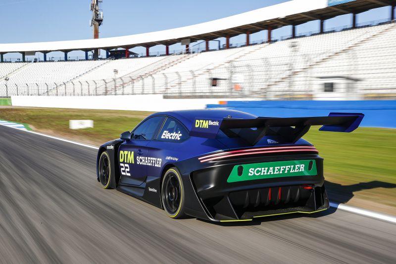 DTM: Új versenynaptár, elektromos kategória 2023-tól