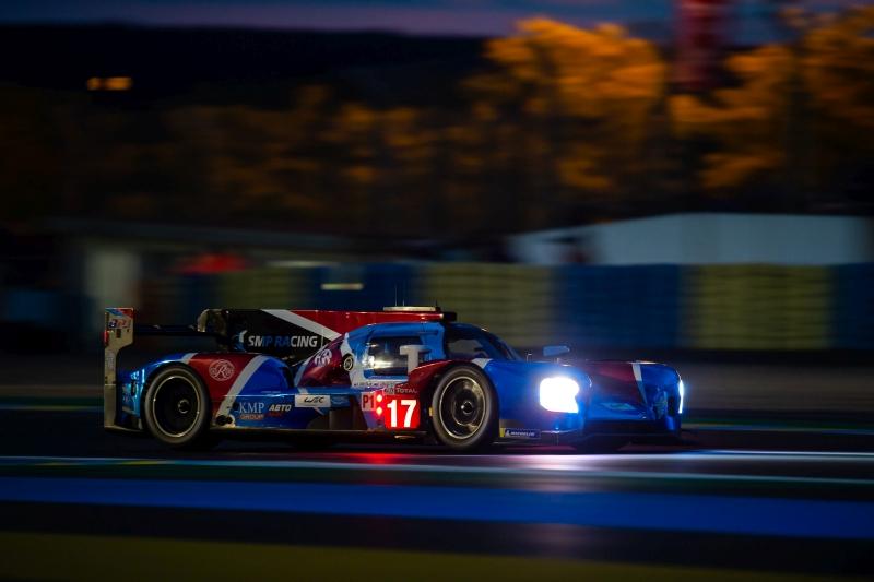 #17 SMP RACING RUS BR Engi...