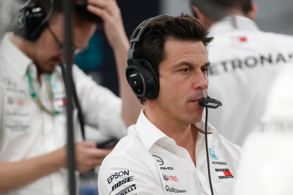 wolff angry