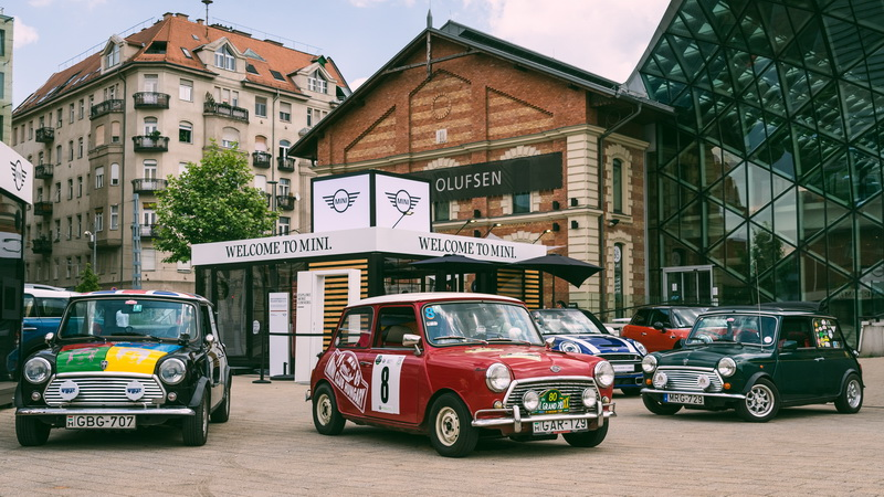 Nine Classic Mini Launched In Portugal
