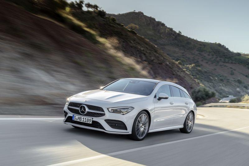 Bemutatkozik az új MercedesBenz CLA Shooting Brake_1_20190626