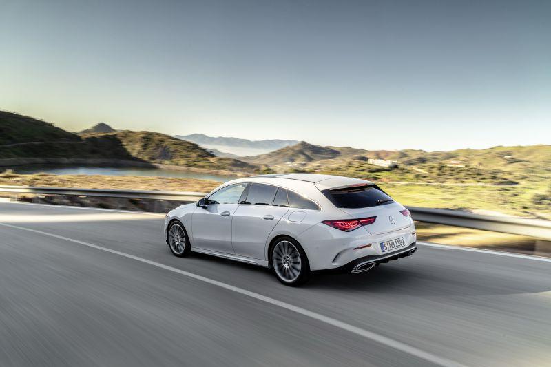 Bemutatkozik az új MercedesBenz CLA Shooting Brake_2_20190626
