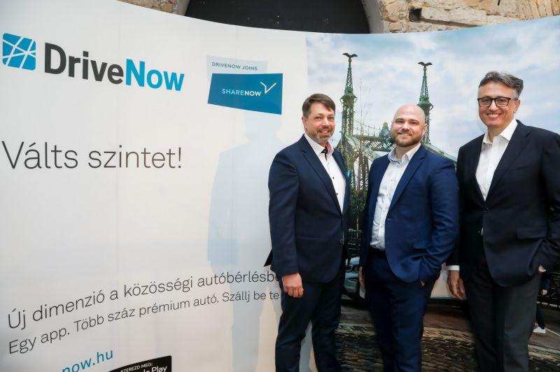 DN launch event_BJ_Fischer Péter_Christian Bäres_Müllner Zsolt