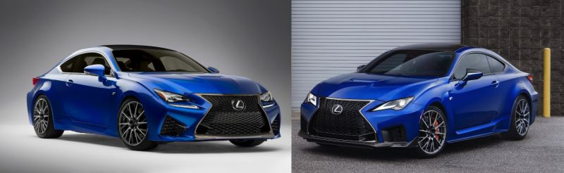 Lexus_RC_F_korabbi_generacio_vs_uj_generacio_1