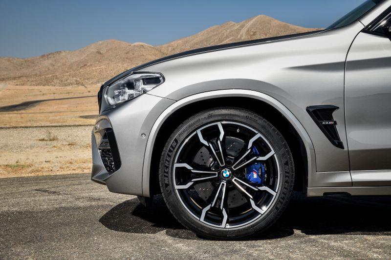Michelin BMW X3 M