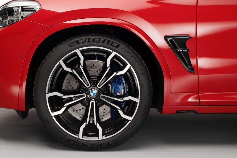 Michelin BMW X4 M 1