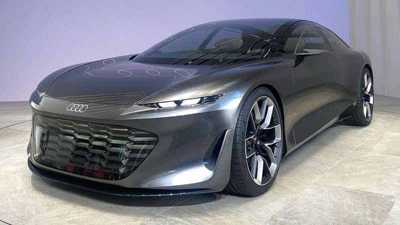 Audi Grandsphere Munich