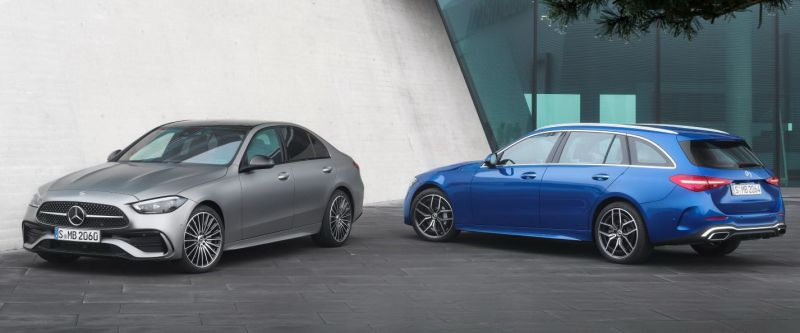 C-Class DWP L and T-modell