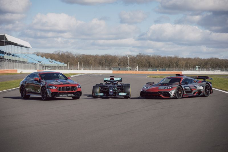 Mercedes-AMG and the Mercedes-AMG Petronas F1 Team step up their cooperation