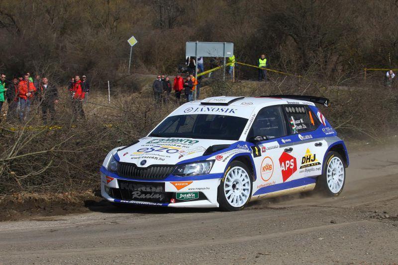 2018-ProRacers-Kazár Miki-Zemplén Rallye-előzetes3
