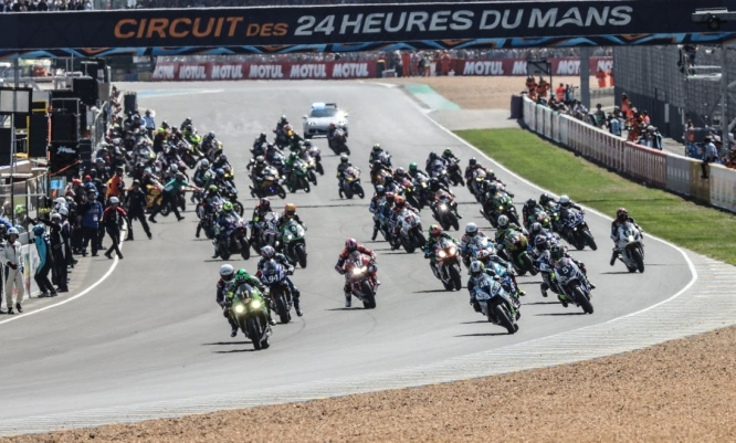 24 oras motorverseny le mans-2019