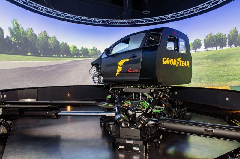 Goodyear Dynamic Simulator