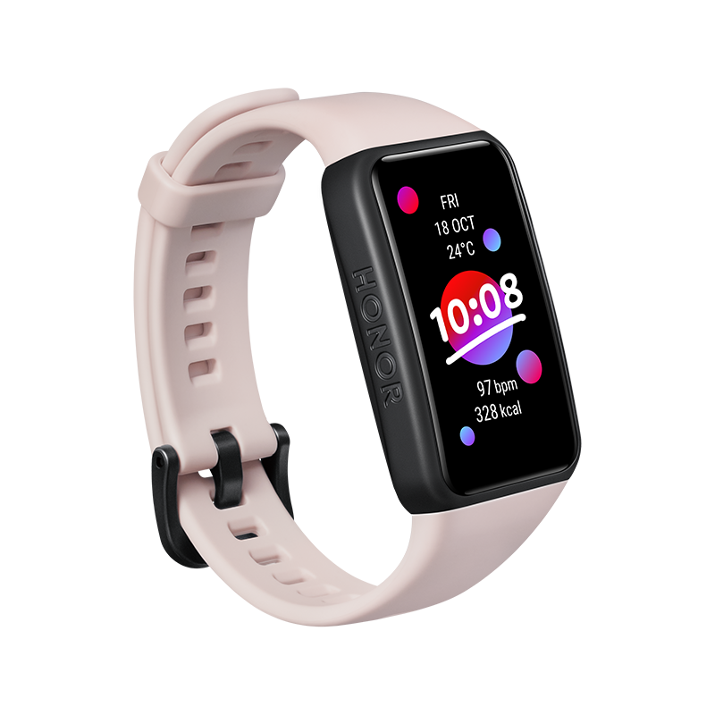 HonorBand6_pink