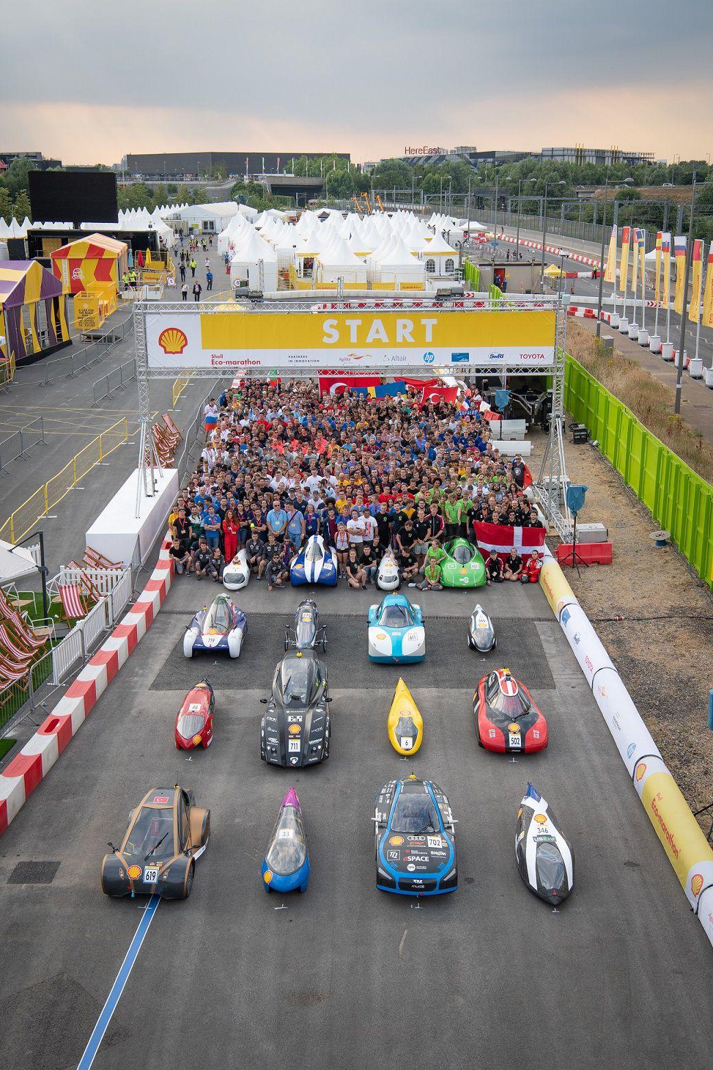 Shell Eco-marathon Europe_csapatok